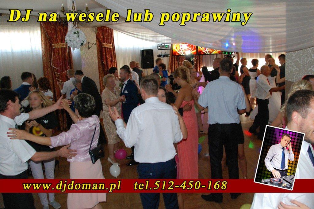 Chełm dj na wesele