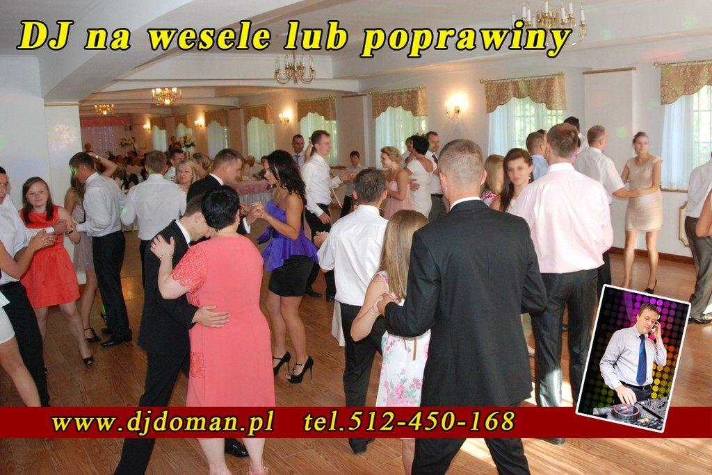 Starachowice Dj Wodzirej na wesele