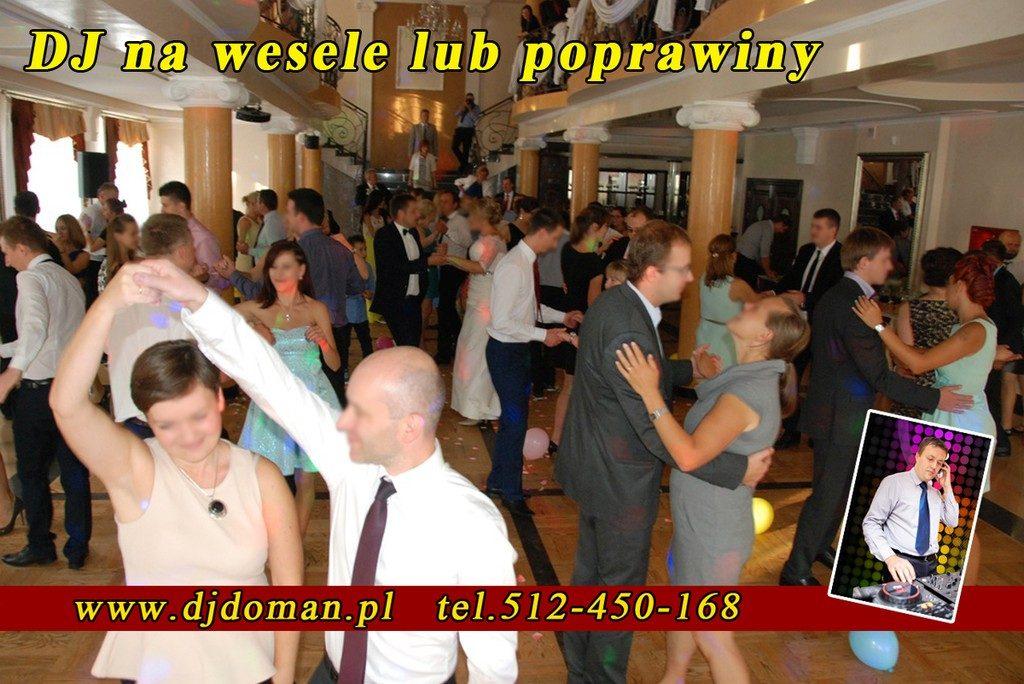 Dj Wodzirej na wesele lubelskie