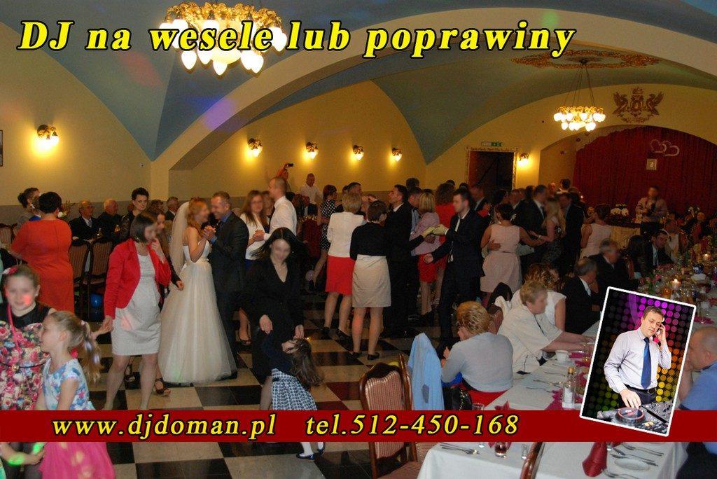 Świętokrzyskie Dj Wodzirej na wesele
