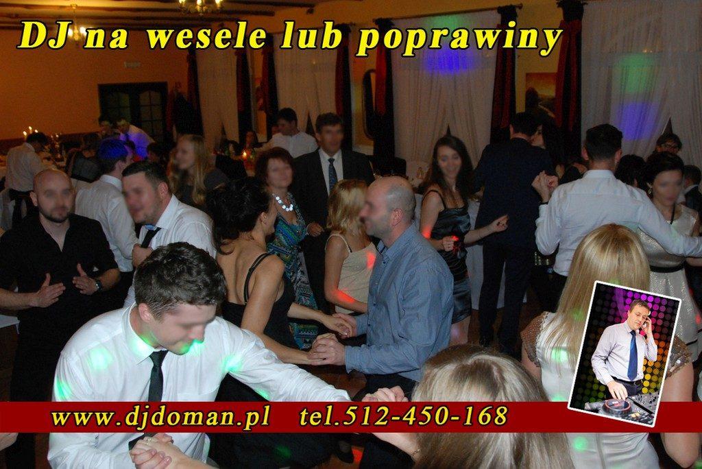 lubelskie Dj Wodzirej na wesele