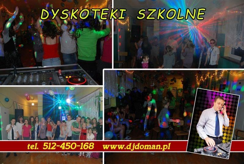 Dj na zabawę szkolną Lublin